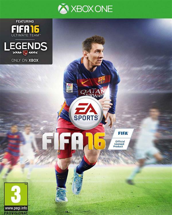 FIFA 16 Arabic  XBOX ONE