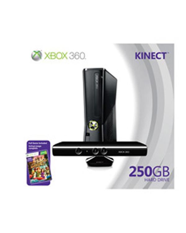 XBOX 250GB & 20 Games