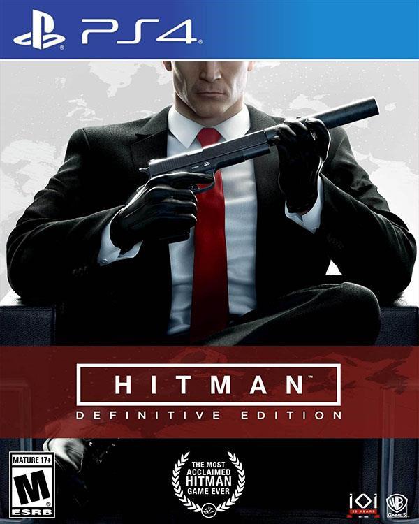HITMAN – Definitive Edition PS4