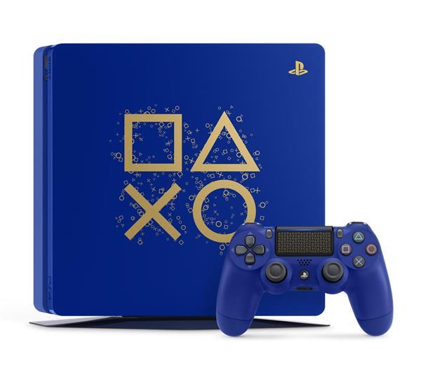 PlayStation 4 1TB- BLUE EDITION