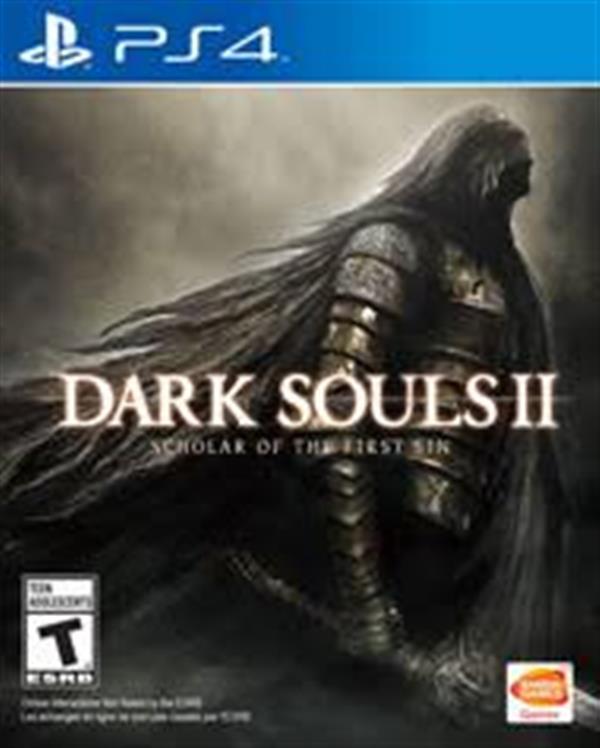 Dark Souls II PS4