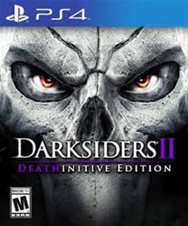 Darksiders II Deathinitive Edi PS4