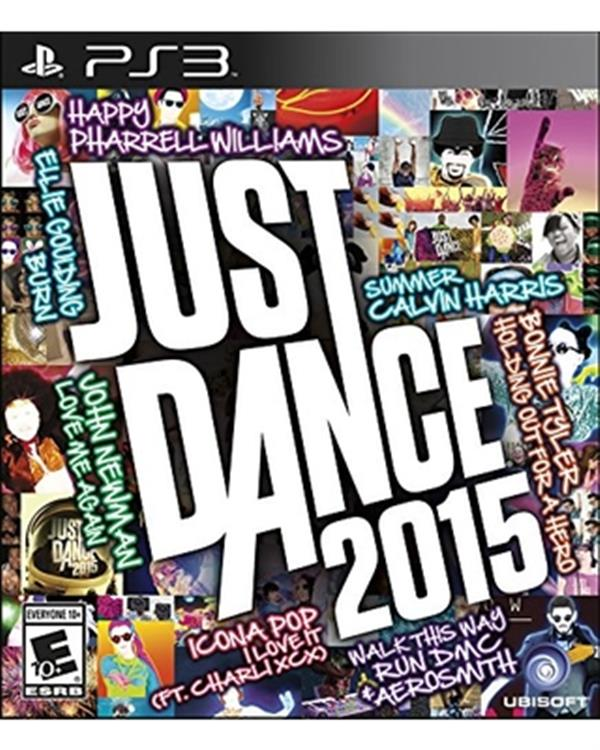 Just Dance 2015 PS3