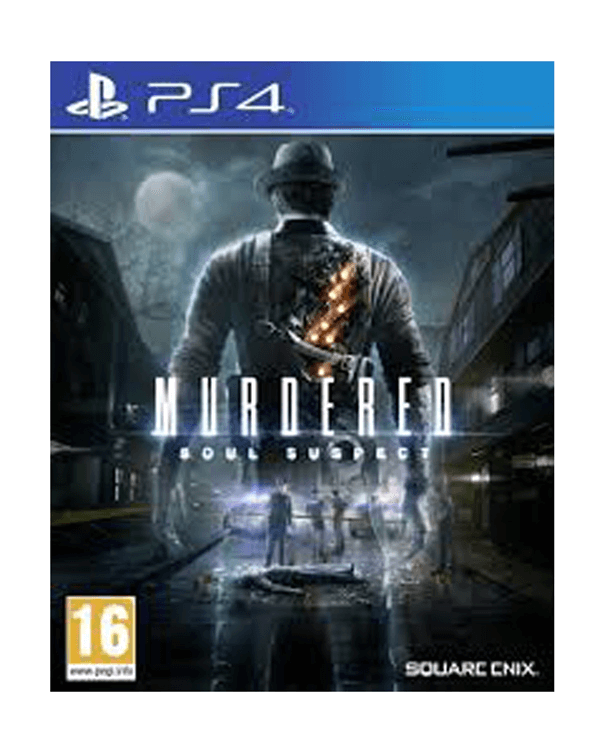Murdered: Soul Suspect  X.B ONE