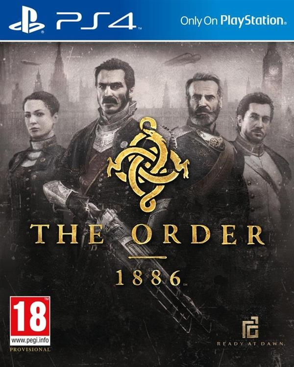 The Order1886 PS4
