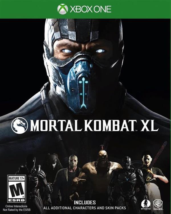 MORTAL KOMBAT.X  XBOX  ONE