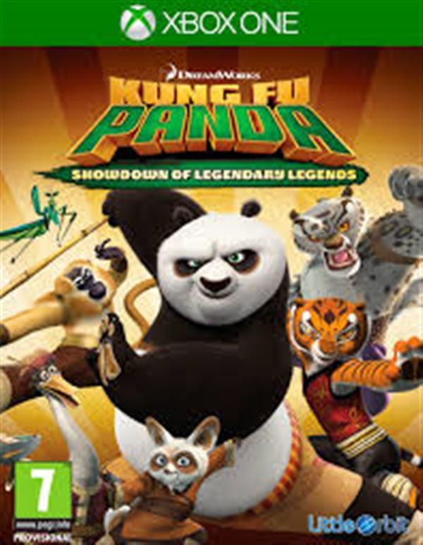 Kung Fu Panda  XBOX ONE
