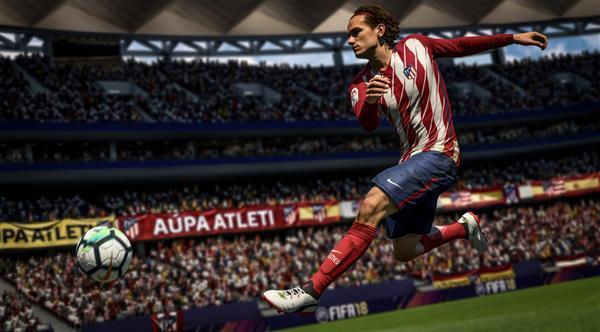 FIFA 18 EN PS4
