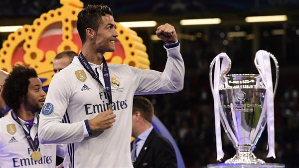 FIFA 18 Cristiano Ronaldo PS4