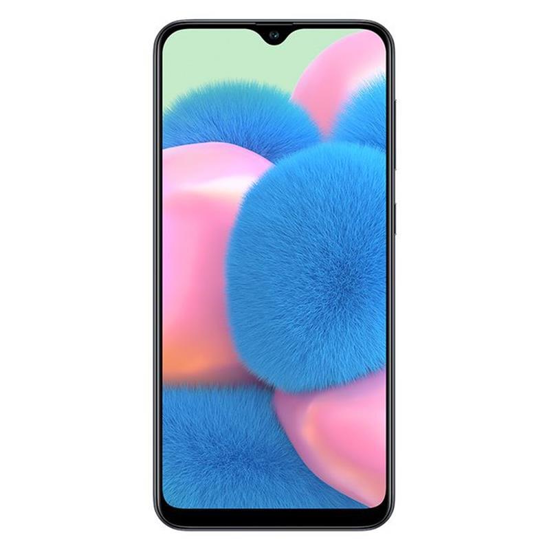 Samsung Galaxy A30s - 6.4 بوصة 64 جيجا/4 جيجا ثنائي الشريحة 4G - أسود Prism Crush