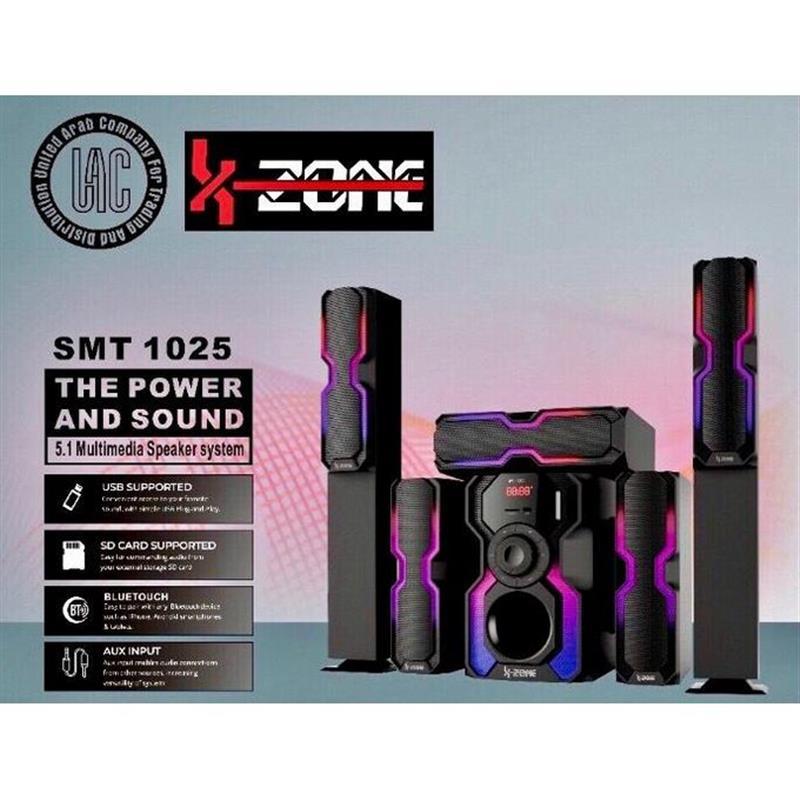 Xzone SMT 1025 Subwoofer System