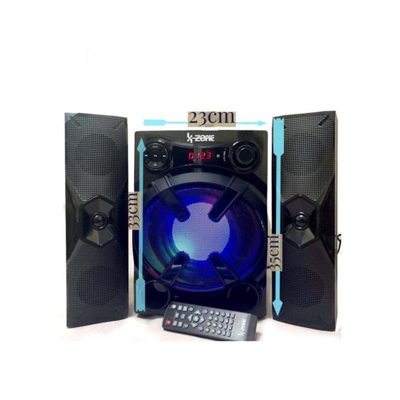 Xzone SMT 3012 Subwoofer Speaker - Black