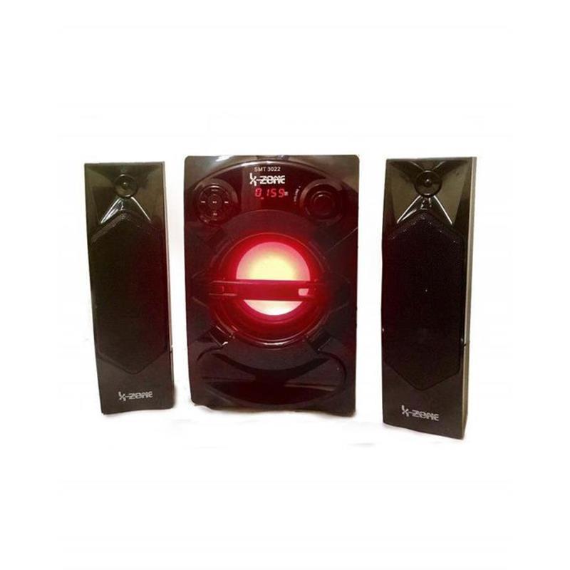 Xzone SMT 3022 Subwoofer Speaker - Black