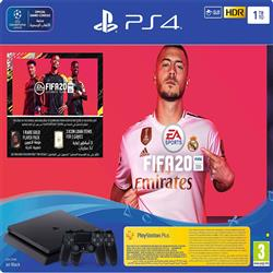 PlayStation 4 Slim 1TB - FIFA 20 Dualshock bundle