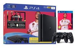 PlayStation 4 Slim 1TB - FIFA 20 Dualshock bundle