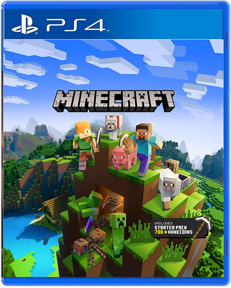 Minecraft  Collection PS4