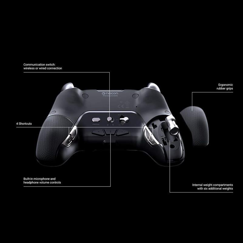Nacon PS4 Revolution Unlimited Pro Controller (Wireless)