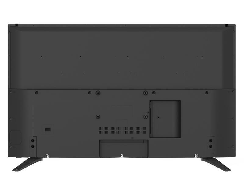 شاشة تليفزيون تورنيدو شيلد 43 بوصة إل إي دي Full HD مزودة بمدخلين HDMI و مدخلين فلاشة 43EL8250E-A