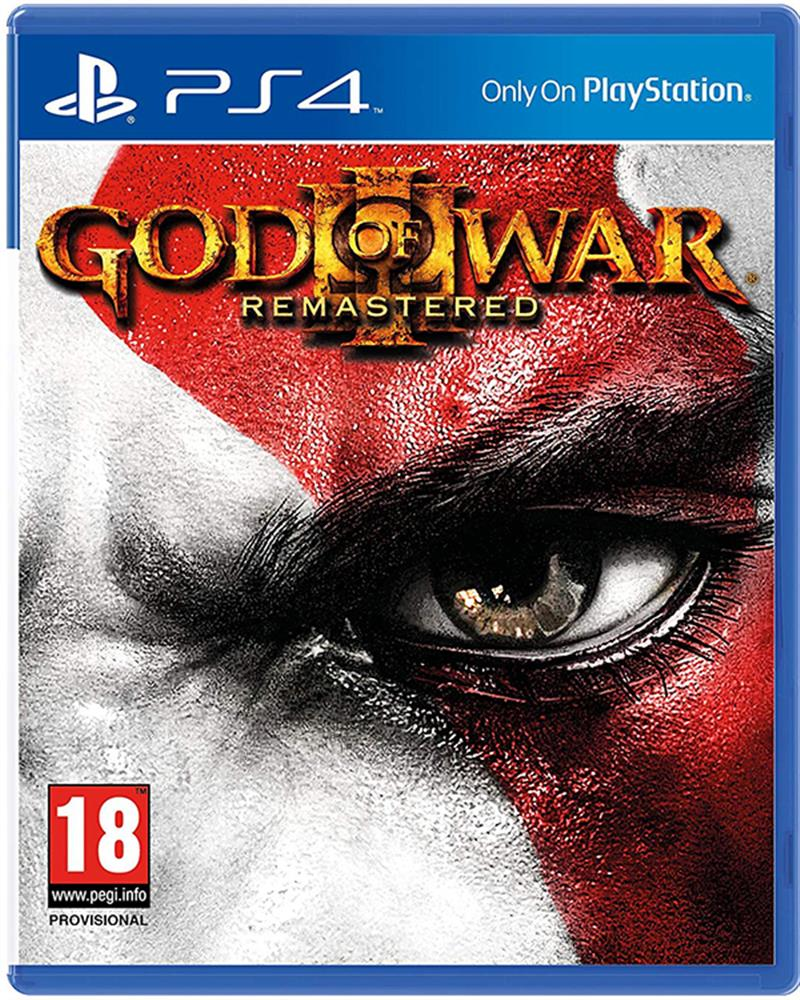 God of War III : Remastered PS4