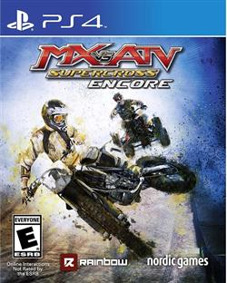 MX vs. ATV: Supercross Encore Edition PS4