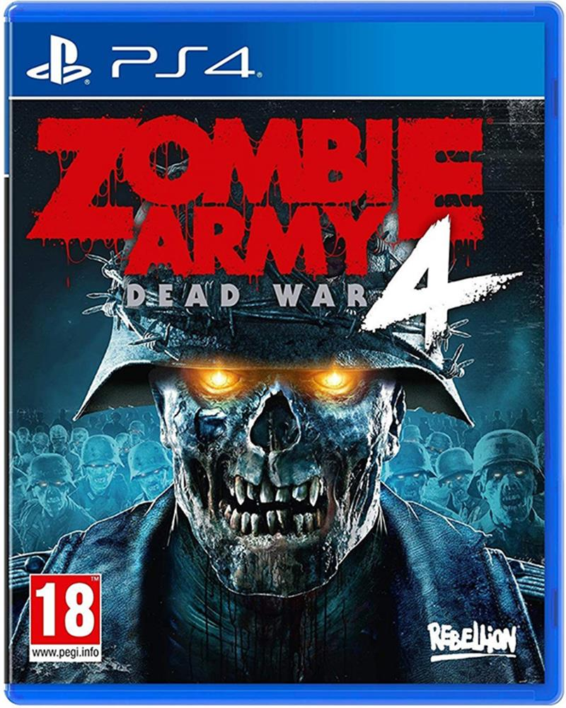 Zombie Army 4 Dead War PS4