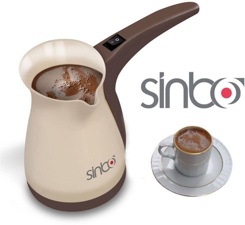 صانع القهوة التركية سينبو