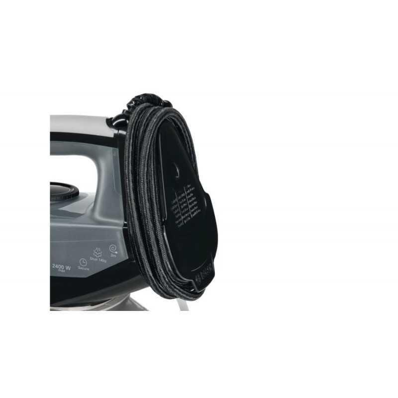 بوش مكواة بخارية 2400 وات لون أسود TDA102411C