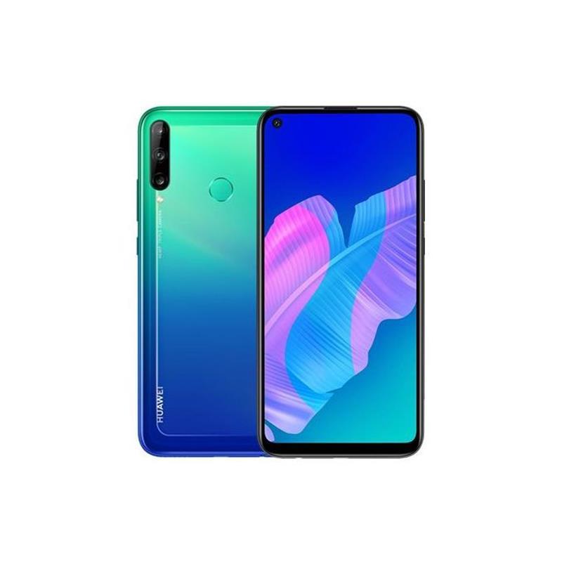 Huawei Y7p - 6.39-inch - 64GB/4GB Mobile Phone - Aurora Blue