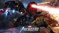 Marvel's Avengers: Deluxe Edition PS4