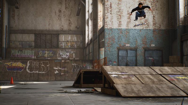 Tony Hawk's Pro Skater 1 + 2 PS4