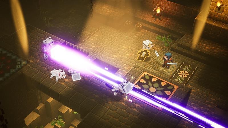 Minecraft Dungeons PS4