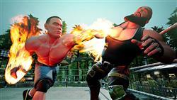 wwe 2k games battlegrounds PS4