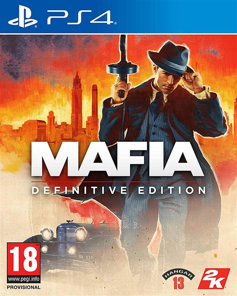 Mafia: Definitive Edition PS4