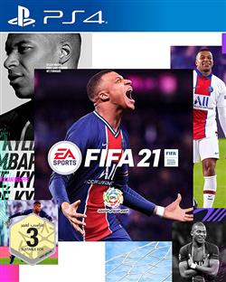 FIFA 21 Standard  Arabic Edition PS4