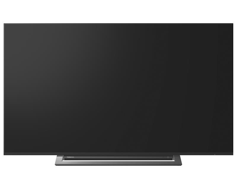 شاشة تليفزيون توشيبا 4K سمارت 50 بوصة أندرويد تدعم الواي فاي ، مزودة بـ 3 مداخل HDMI و مدخلين فلاشة 50U7950EA