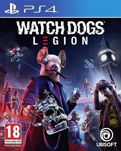 Watch Dogs Legions PS4