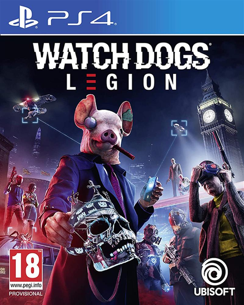 Watch Dogs Legions PS4