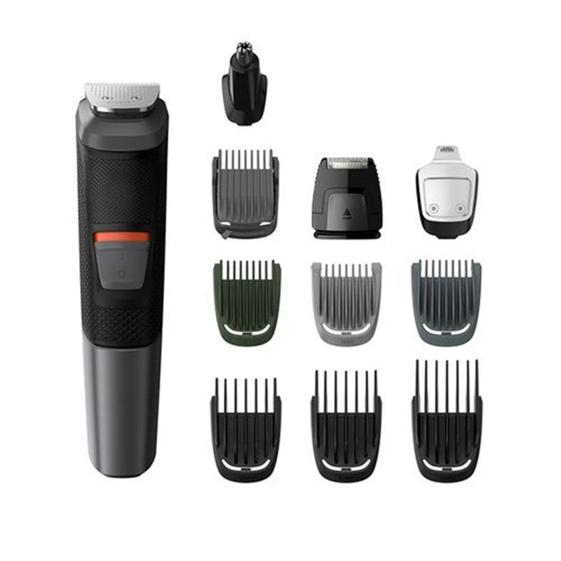 Philips MG5730 Multigroom 11-in-1, Face, Hair And Body 11 Tools