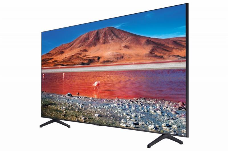 تليفزيون سمارت ال اي دي 43 بوصة 4K الترا اتش دي بريسيفر مدمج من سامسونج UA43TU7000UXEG