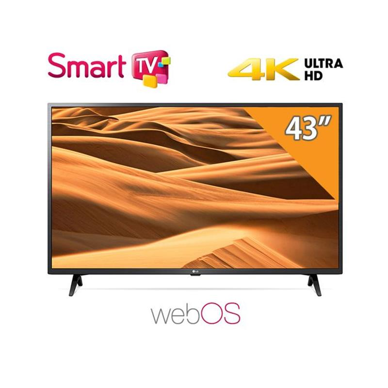 LG 43UN7340 - 43-inch Ultra HD 4K Smart TV