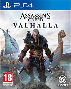 Assassin's Creed Valhalla PS4 Standard Edition