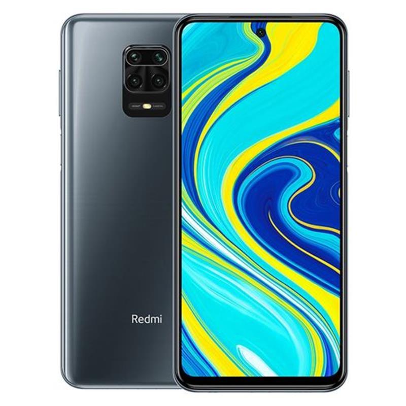 XIAOMI Redmi Note 9S - 6.67-inch 64GB/4GB Dual SIM Mobile Phone - Interstellar Gray