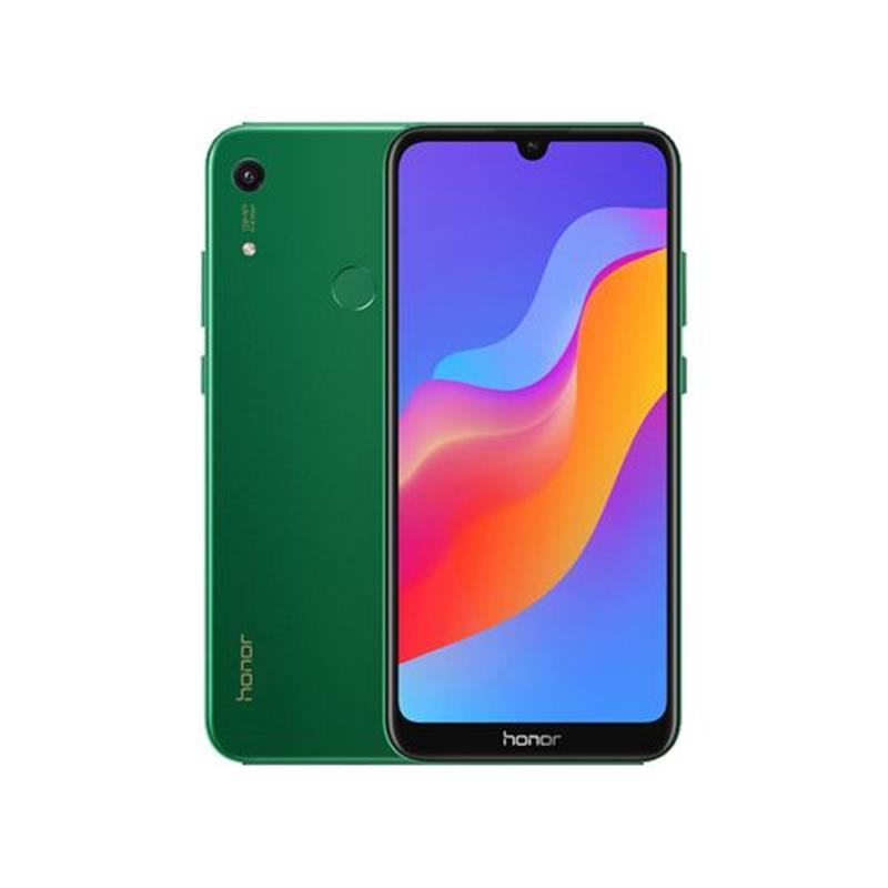 Honor 8A - 6.09-inch 64GB/3GB Dual SIM 4G Mobile Phone - Emerald Green