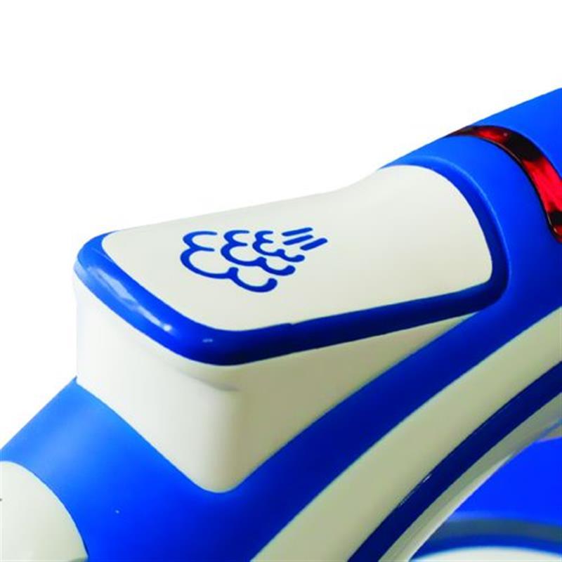 Kenwood ISP600BL مكواه بخار - 350 مل - أبيض/أزرق