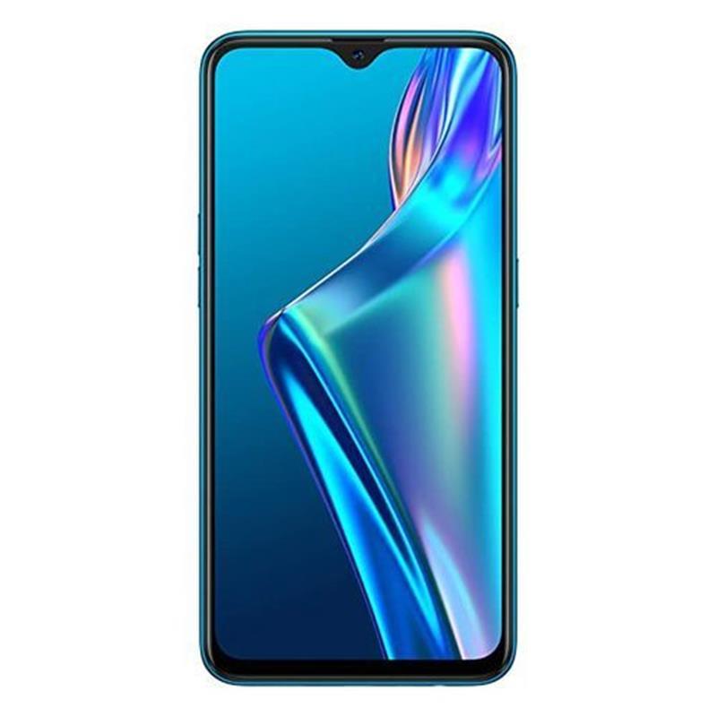 Oppo A12 - 6.22-inch 32GB/3GB Dual SIM Mobile Phone - Blue