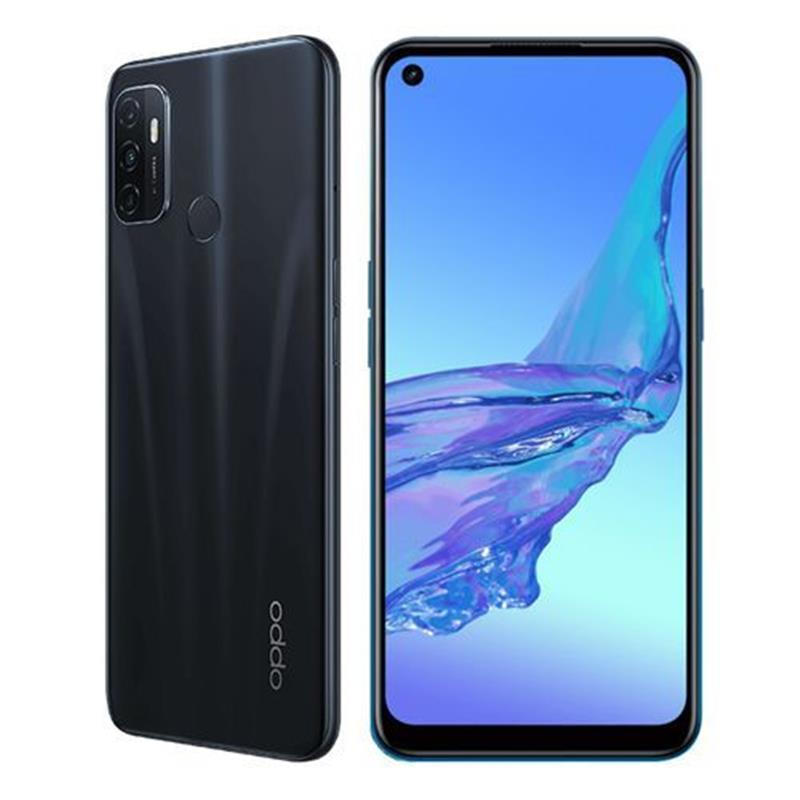Oppo A53 - 6.5-inch 64GB/4GB Mobile Phone - Electric Black