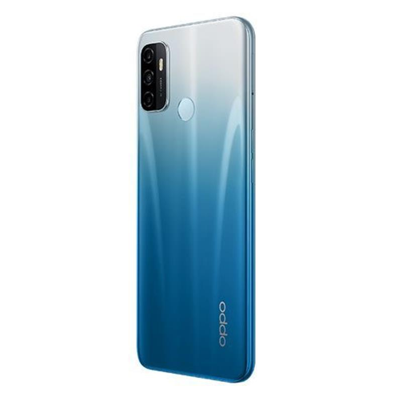 Oppo A53 - 6.5-inch 128GB/6GB Mobile Phone - Fancy Blue