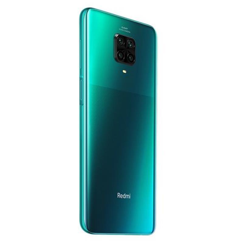 XIAOMI Redmi Note 9 Pro - 6.67-inch 128GB/6GB Dual SIM Mobile Phone - Tropical Green