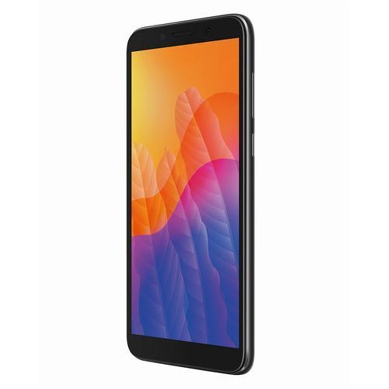 Huawei Y5p - 5.45-inch 32GB/2GB 4G Mobile Phone - Midnight Black