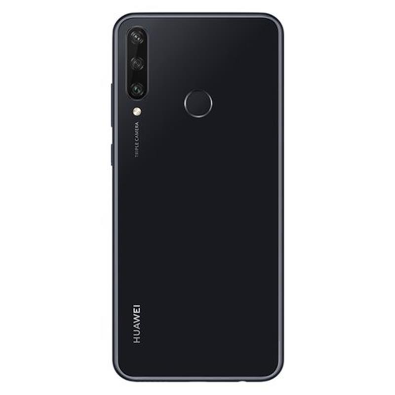 Huawei Y6p - 6.3-inch 64GB/3GB 4G Mobile Phone - Midnight Black